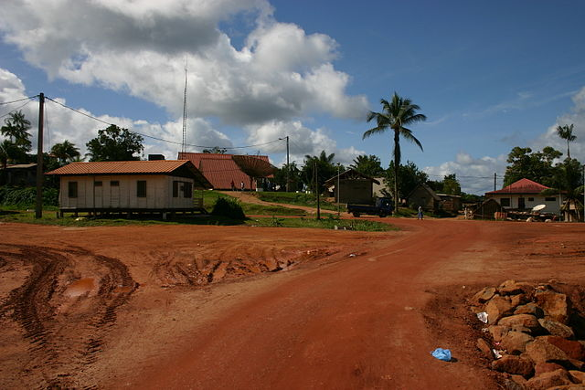 Picture of Apatou, Guyane, French Guiana