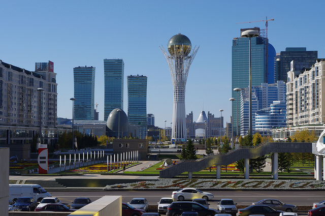 ALMT:Time Zone information for Astana