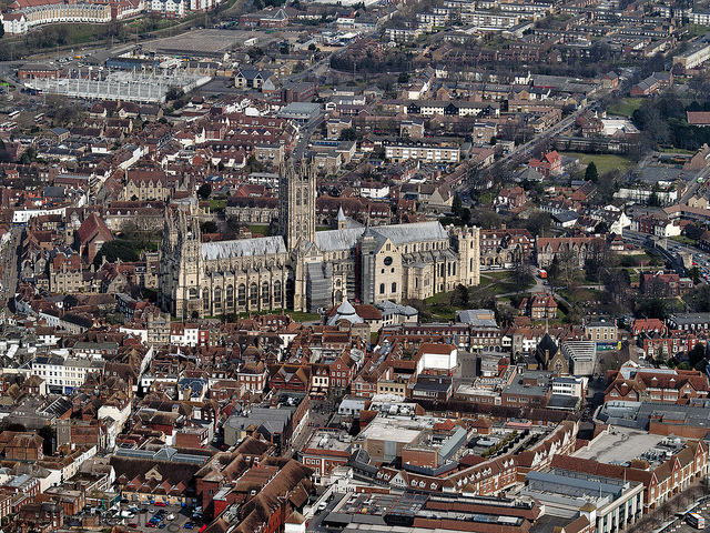 Picture of Canterbury, England, United Kingdom