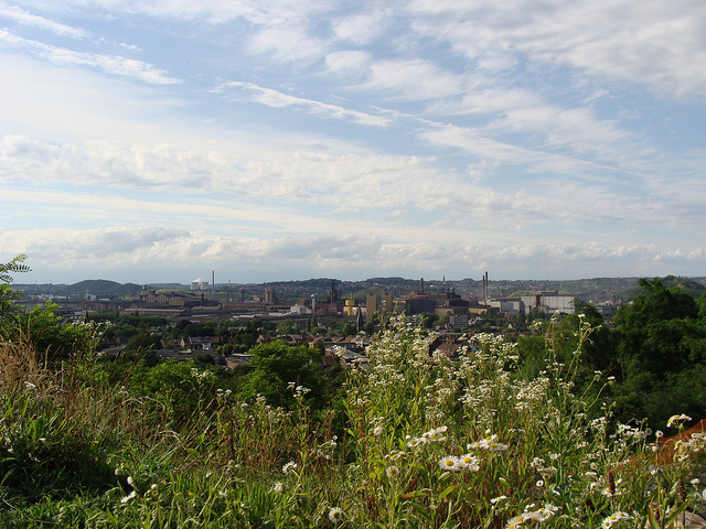 Picture of Charleroi, Wallonia, Belgium