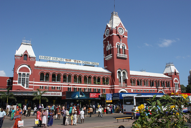 Picture of Chennai, Tamil Nadu, India