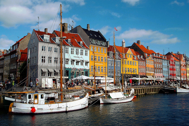 Picture of Copenhagen, Denmark Capital Region, Denmark