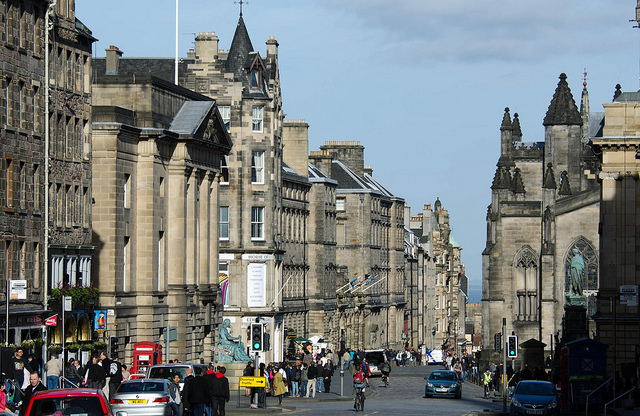Picture of Edinburgh, Scotland, United Kingdom