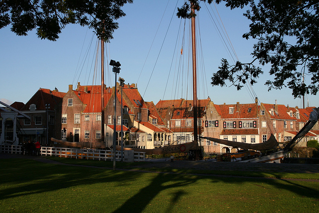 Picture of Enkhuizen, North Holland, Netherlands