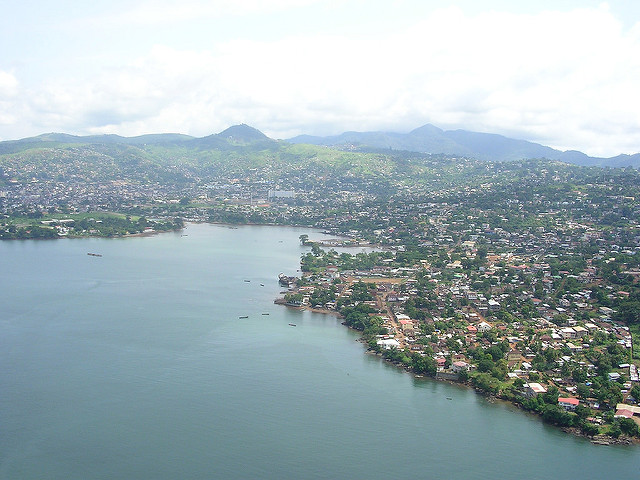 Picture of Western Area, Freetown, Sierra Leone