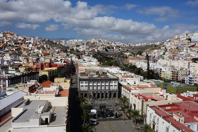 Picture of Las Palmas de Gran Canaria, Canary Islands, Spain