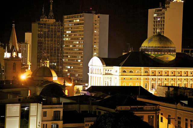 Picture of Manaus, Amazonas-BR, Brazil
