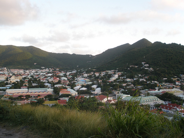 Picture of Marigot, Saint Martin State,