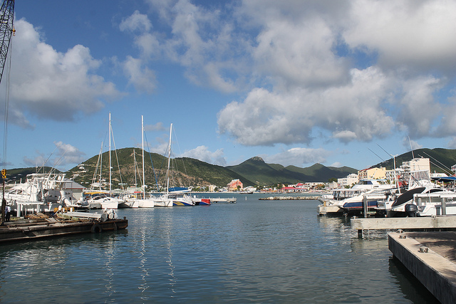 Picture of Philipsburg, Sint Maarten State,