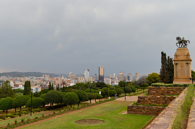 Picture of Pretoria, South Africa, Orange Free State