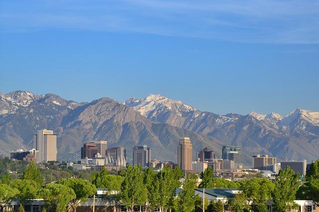 Salt Lake City Time Zone