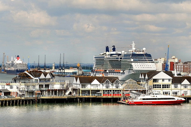 Picture of Southampton, England, United Kingdom