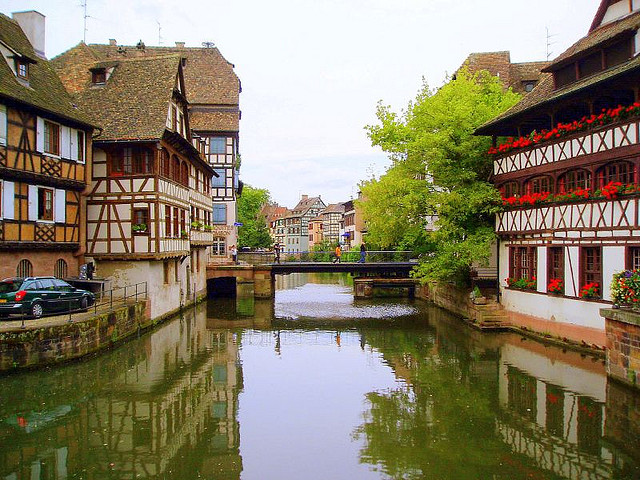 Picture of Strasbourg, Alsace, France
