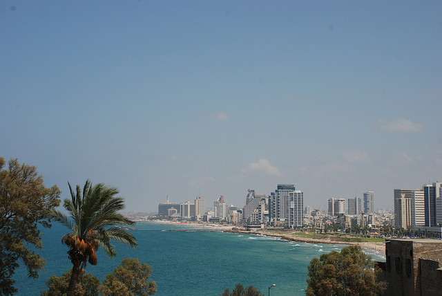IDT:Time Zone information for Tel Aviv