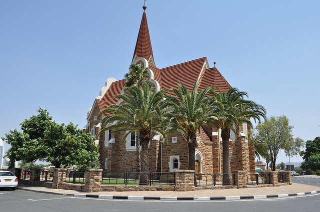 Picture of Windhoek, Khomas, Namibia